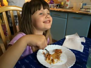 gluténmentes gofri evés
