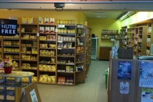 Diéta-vonal gluténmentes bolt Székesfehérvár