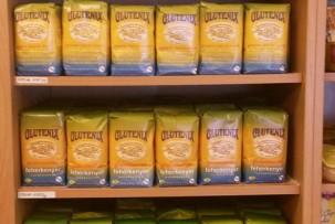 Glutenix gluténmentes szaküzlet Székesfehérvár