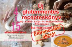 Új gluténmentes szakácskönyv -  4x15 - Négy évszak receptjei ételallergiásoknak