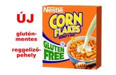 Új gluténmentes reggelizőpehely a Nestlétől: mogyorós-mézes corn flakes