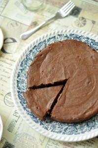 gluténmentes csokitorta recept