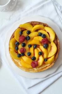 gluténmentes torta recept - joghurtttorta