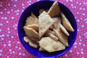 gluténmentes tortilla chips
