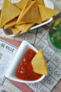 gluténmentes tortilla chips készítése otthon tortilla chips recept