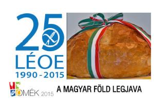 LÉOE 25 éves - programok az OMÉK-en