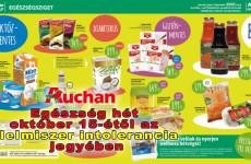 Egészségsziget - speciális táplálkozási igényeket elégít ki az Auchan