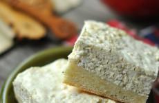 Kapros-túrós gluténmentes süti