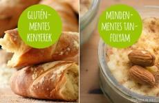 Gluténmentes sütőtanfolyamok a Mandulaliget Főzőiskolában
