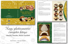 Nagy gluténmentes receptes könyv - 2015
