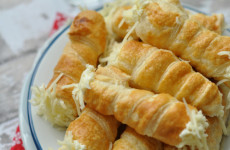 Gluténmentes sajtos roló - egy újabb klasszikus