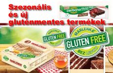 Új és szezonális gluténmentes élelmiszerek - 2015