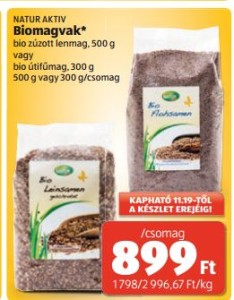 gluténmentes biomagvak
