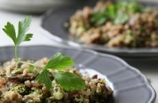Hajdina tabbouleh – közel-keleti finomság gluténmentesen