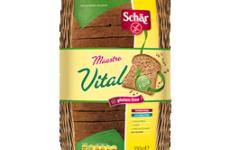 Új gluténmentes kenyér a Schär-től