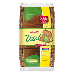 Schär gluténmentes kenyér Maestro Vital