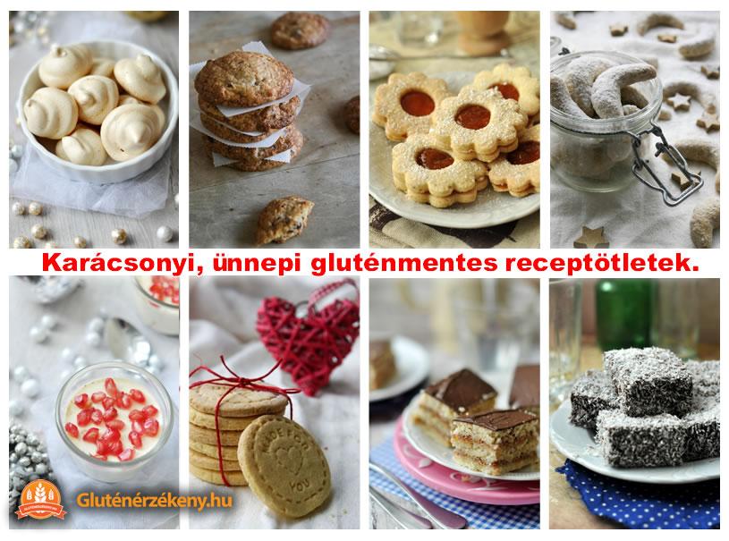 glutén és cukormentes étrend