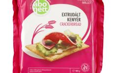 Új extrudált gluténmentes kenyér - kölessel