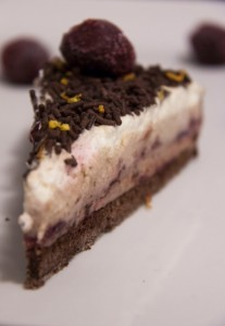 Gesztenyés gluténmentes torta recept