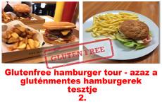 Gluténmentes hamburgerek tesztje 2. Glutenfree hamburger tour