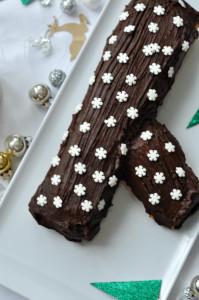 gluténmentes karácsonyi fatörzs recept