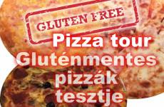 Glutenfree pizza tour - azaz a gluténmentes pizzák tesztje
