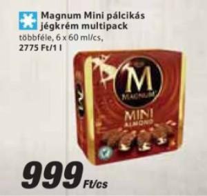 Magnum-mini gluténmentes jégkrém