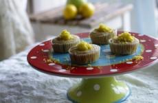 Illatos citromos gluténmentes tortácska