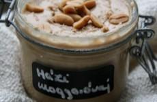 Házi natúr mogyoróvaj – garantáltan gluténmentes