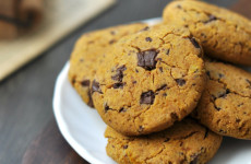 Sütőtökös-csokis gluténmentes keksz