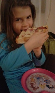 Annának ízlett a gluténmentes péklángos