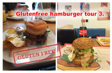 Glutenfree hamburger tour – GM hamburgerek tesztje 3.