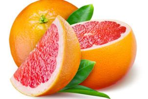 Grapefruit, déli gyümölcs. rostpótlás