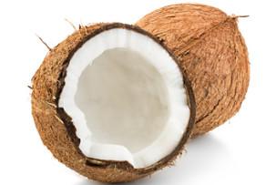 déli gyümölcs, rostpótlás kókuszdió