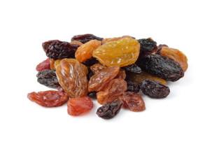 mazsola, déli gyümölcs, rostpótlás