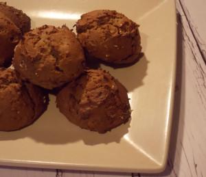 gluténmentes gesztenyés keksz recept édesítőszerrel