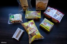 Gluténmentes kenyér teszt