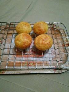 gluténmentes sajtpuffancs recept