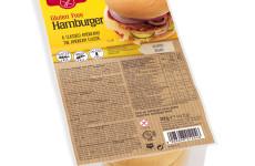 Új gluténmentes hamburger zsemle a Schärtől