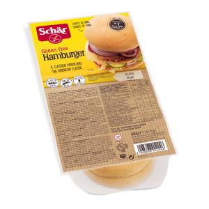 Schär gluténmentes hamburger zsemle
