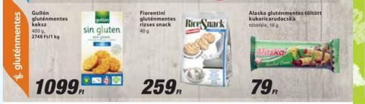 Tesco-márc-3-9 Gluténmentes élelmiszerek