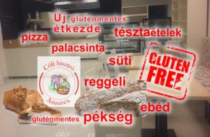 Gluténmentes pékség és étkezde Cöli Bisztró, Budapest