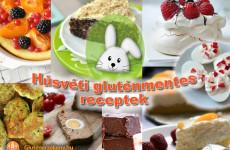 8 válogatott húsvéti gluténmentes recept