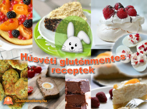 gluténmentes húsvéti receptek