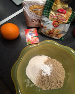húsvéti répás gluténmentes cupcake készítés