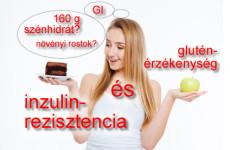 Gluténérzékenység és inzulinrezisztencia? Van megoldás!