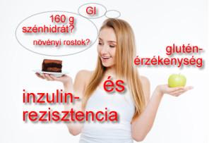 inzulinrezisztenca és gluténérzéjenység