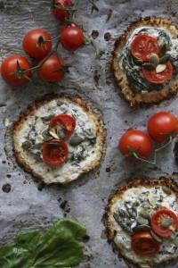 karfiolpizza - gluténmentes pizza recept