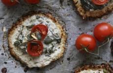 Karfiolpizza -  az új divat - gluténmentes pizza ötlet