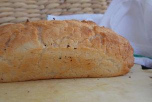 GM kenyér Sam Mills recpet